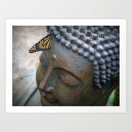 Moment of Zen Art Print
