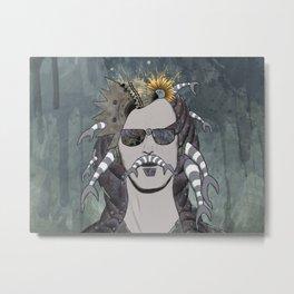 Zappa, Zappa Metal Print