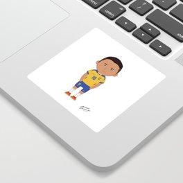 Antonio Valencia - Ecuador - World Cup 2014 Sticker