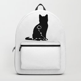 pisces cat Backpack