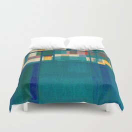 Olympic Diving Duvet Cover