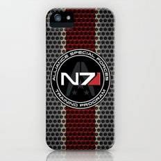 N7 iPhone (5, 5s) Slim Case