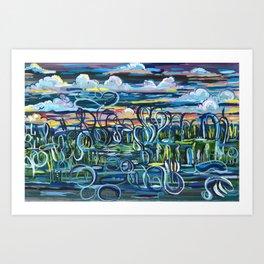 Another Landscape Art Print