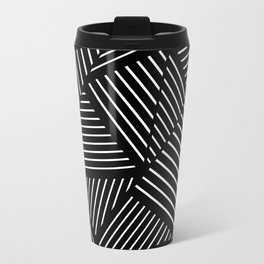 Ab Linear Zoom Black Travel Mug