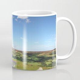 Driving through the English Countryside Coffee Mug
