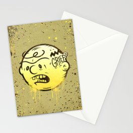 Grief Stationery Cards