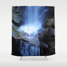 Fonias River Samothrace Greece Shower Curtain