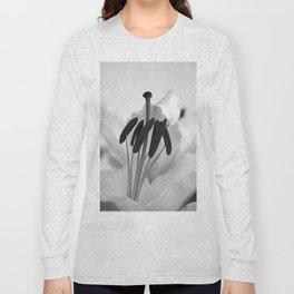 A Whisper -bw Long Sleeve T-shirt