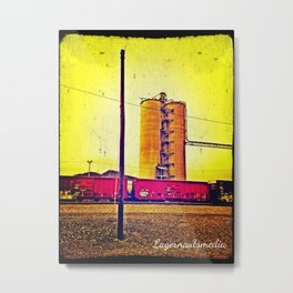 KINGSPORT, TN - TRAIN 1 - 001 Metal Print