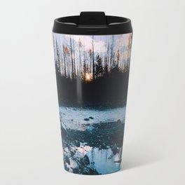 Rising Sun - Kenai Fjords National Park Travel Mug