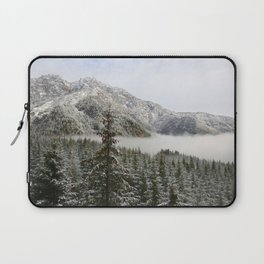Winter forest Laptop Sleeve