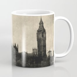 Westminster Bridge Vintage Art Coffee Mug