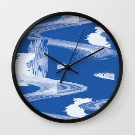 The Liquids Wall Clock