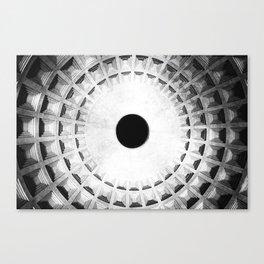 hole Canvas Print