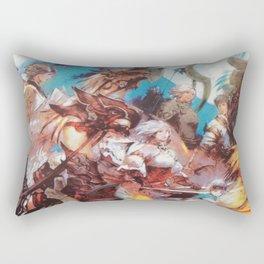 Final Fantasy Rectangular Pillow