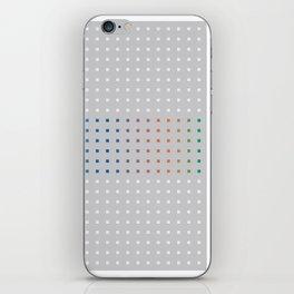 Pattern_B01 iPhone Skin
