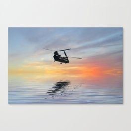Homeward Bound Canvas Print