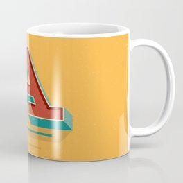 A is for... Anything Coffee Mug