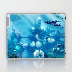 Deep Below Laptop & iPad Skin