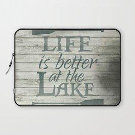 Lake Life Laptop Sleeve