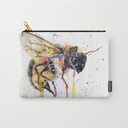 Don`t Worry BEE happy Carry-All Pouch