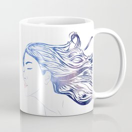 Water Nymph LVII Coffee Mug