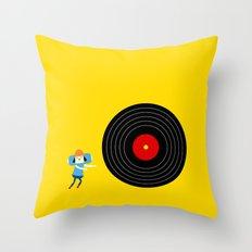U Rollin' GOOD! Throw Pillow