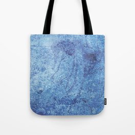 """Lump of a blue moon"" Tote Bag"