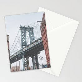 Dumbo Brooklyn New York City Stationery Cards