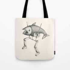 'Evolution I' Tote Bag
