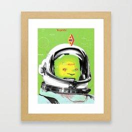 The Chameleon  Framed Art Print