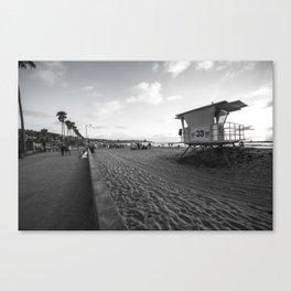 Lookout 33 Canvas Print