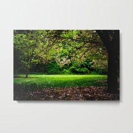 Vivid Garden I Metal Print