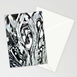 Cabsink17DesignerPatternRESIT Stationery Cards