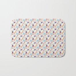 Alice in Wonderland - pattern Bath Mat