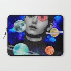 spaced out. Laptop Sleeve