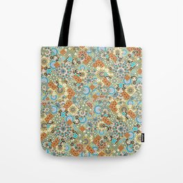 Styles of tiles Tote Bag