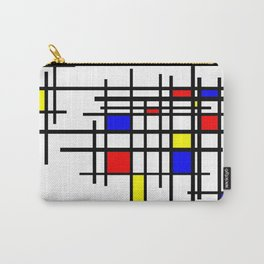 De Stijl - Neoplasticism Carry-All Pouch