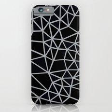 Segment Grey and Black iPhone 6s Slim Case