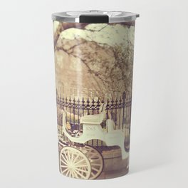 New Orleans Carriage Ride Travel Mug