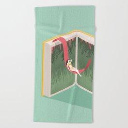 Wondering Beach Towel