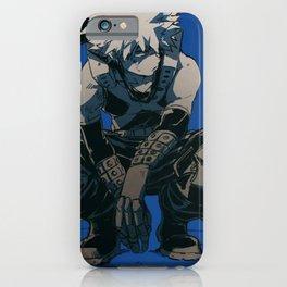 KATSUKI BAKUGO iPhone Case