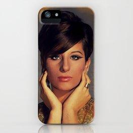Barbara Streisand, Legend iPhone Case