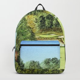 Glen Abbey Golf Course Canada Backpack