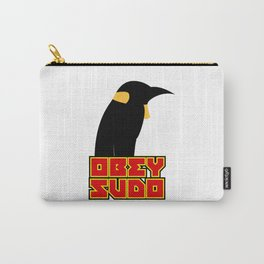 obey sudo Carry-All Pouch