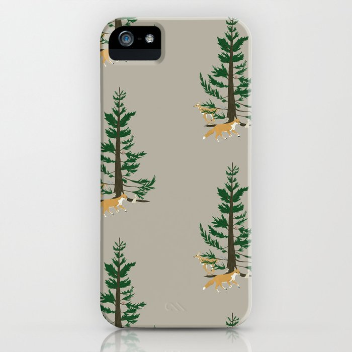 Forest Whimsy iPhone Case