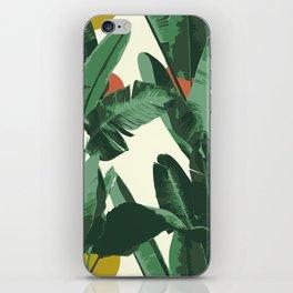 Crystal Gardens Pattern iPhone Skin