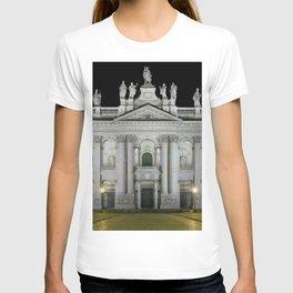 Archbasilica of Saint John Lateran, Rome, Italy T-shirt