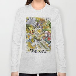 Warsaw, NC Veterans Day Parade Long Sleeve T-shirt