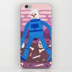Sad Spaceman iPhone Skin